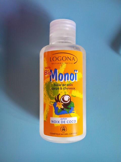 le p 39 tit coin d 39 elsa le mono au parfum noix de coco logona. Black Bedroom Furniture Sets. Home Design Ideas