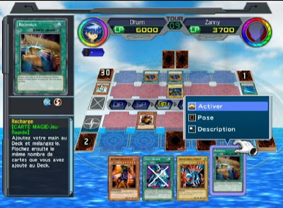 Yu-Gi-Oh 5Ds Master Of The Cards Wii