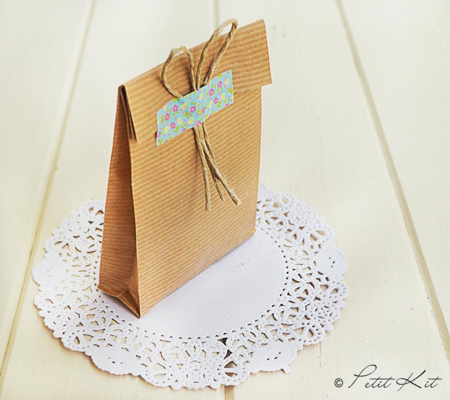 La pizarra de loles bolsa para regalo - Papel de regalo original ...