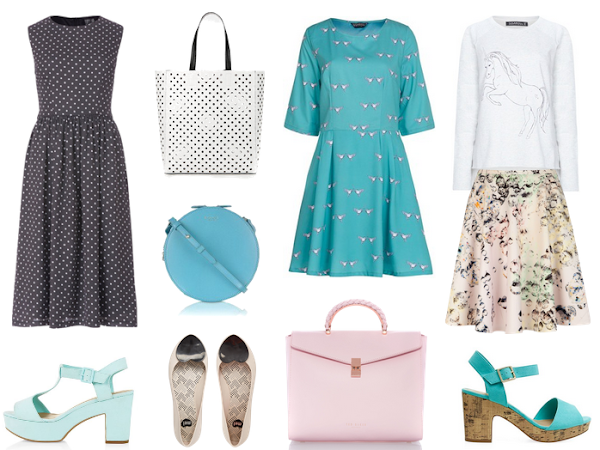 wishlist | the turquoise of the town.