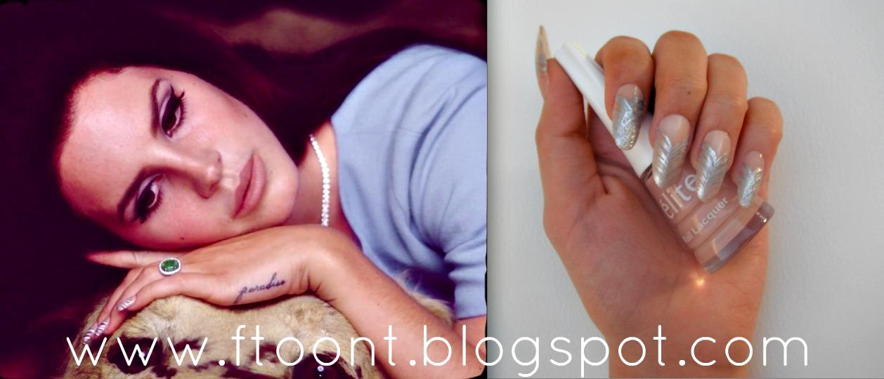 Beauty Make Up Nail Polishes Fashion Lana Del Rey National