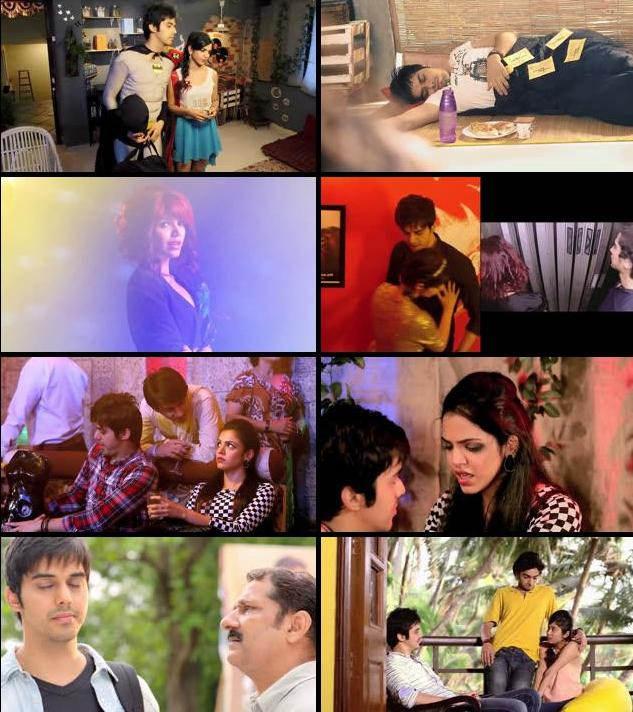 Stupid Cupid 2015 Hindi 480p WEB HDRip 250mb
