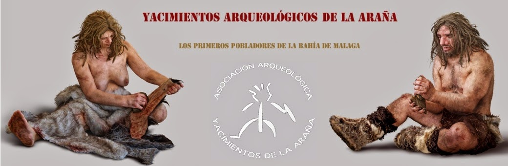Yacimientos Arqueológicos de la Araña