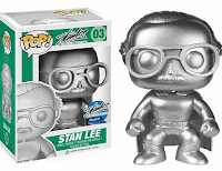 Funko Pop! Stan Lee Silver