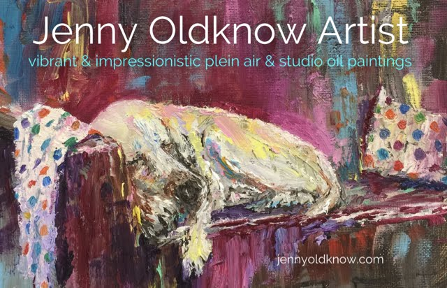 Jenny Oldknow Studio Blog