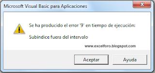 VBA: La propiedad CodeName de las hojas de trabajo en Excel.