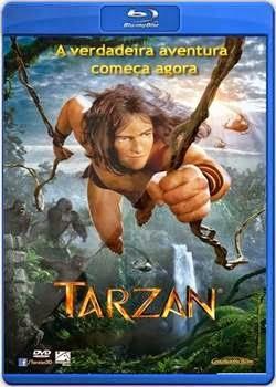 Filme Tarzan A Evolucao da Lenda
