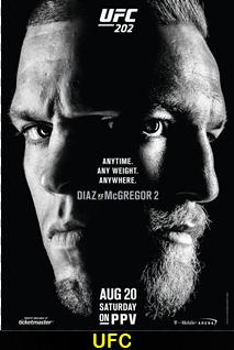 UFC 202 – Diaz vs. McGregor 2