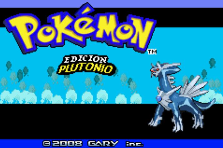 Pokémon Plutonio