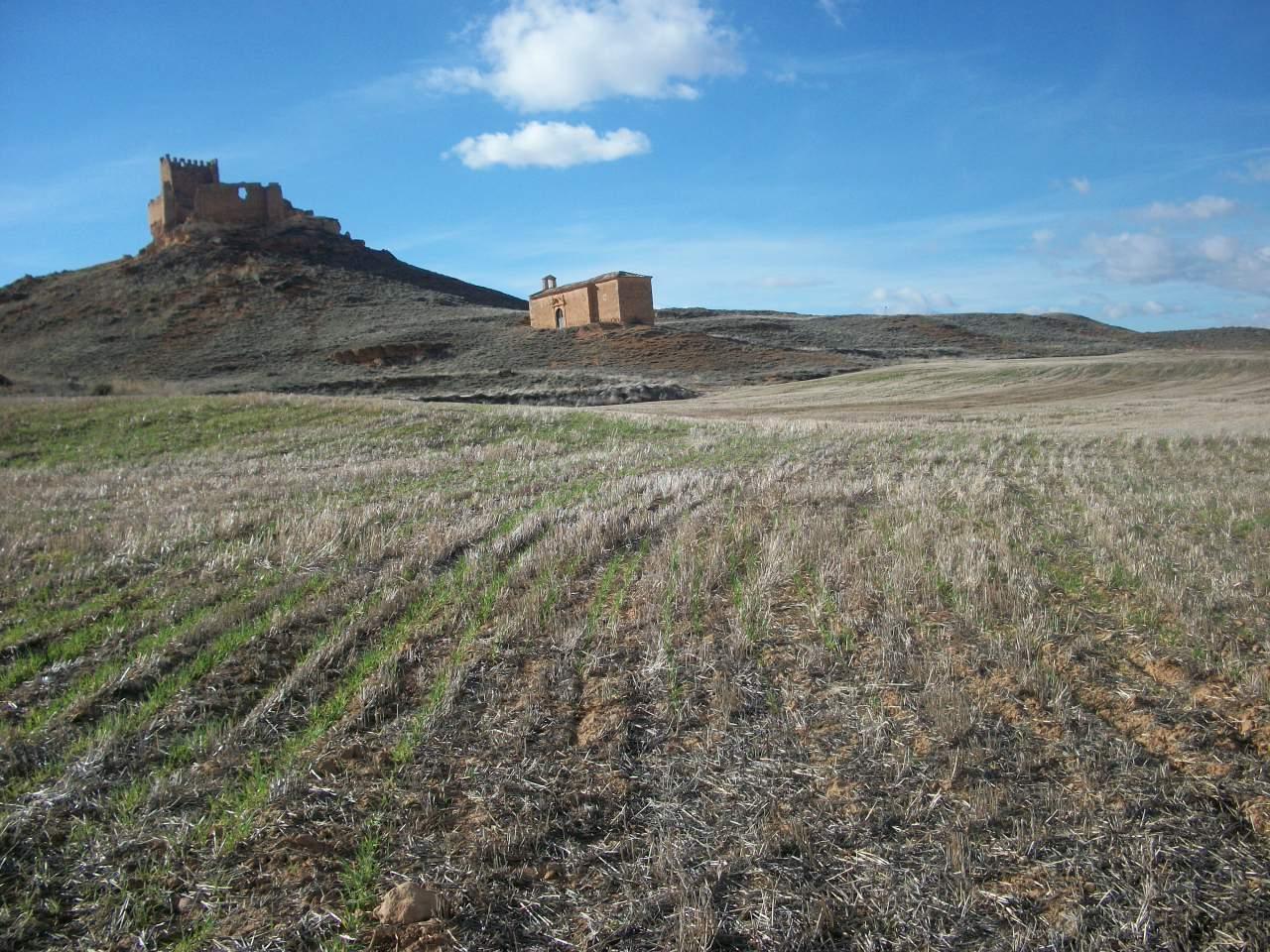 RECUERDOS DE LA ABUELA: Castillo de la Raya