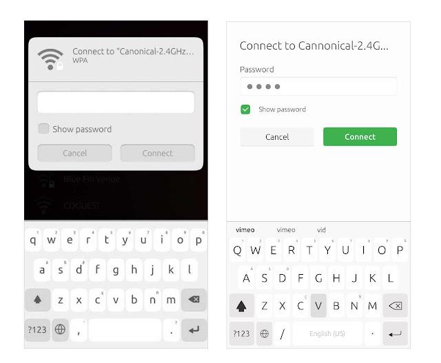 Conexão com rede Wi-Fi