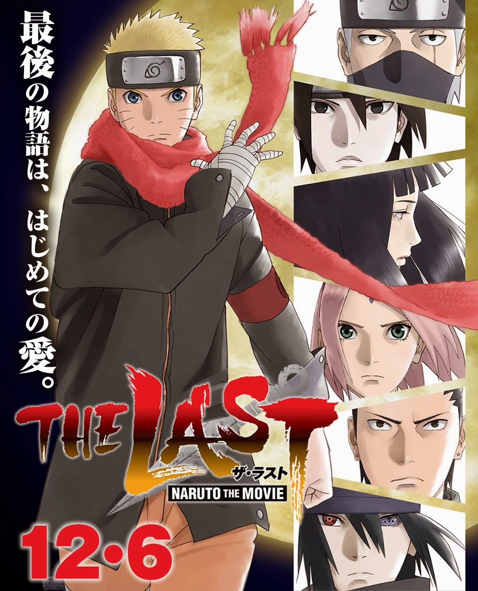Download Naruto The Movie: The Last Sub Indonesia [High