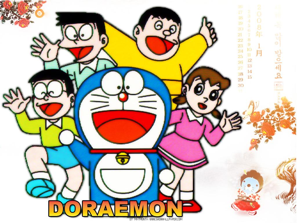 Doraemon Wallpapers - Cartoon Wallpapers