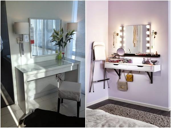 Tocadores decorar tu casa es - Espejo tocador ikea ...