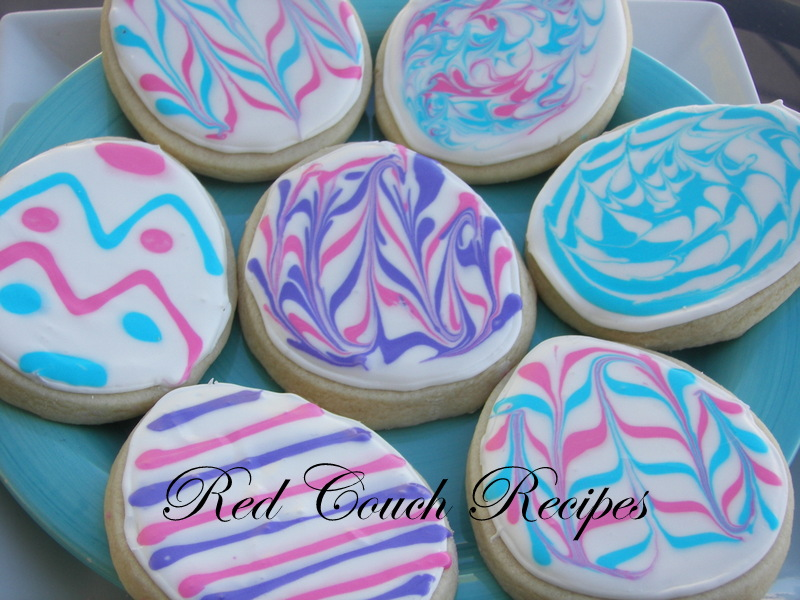 Red couch recipes sugar cookies for easter sugar cookies for easter negle Images