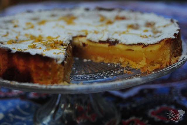 Maravilloso pastel de limón tererecetas 05