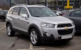Automotive Buyers Guide Car Chevrolet Captiva