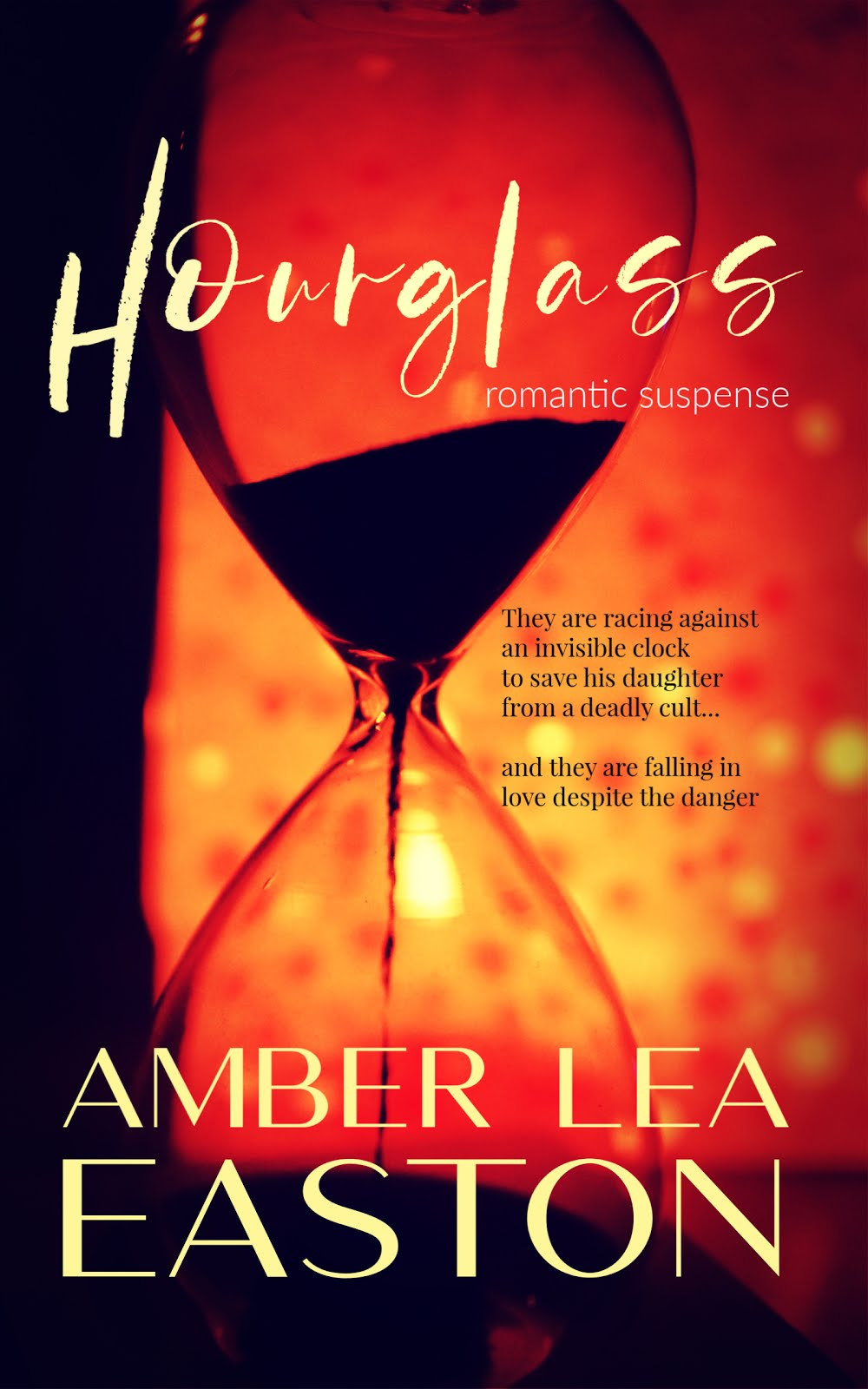 NEW RELEASE--Romance Thriller