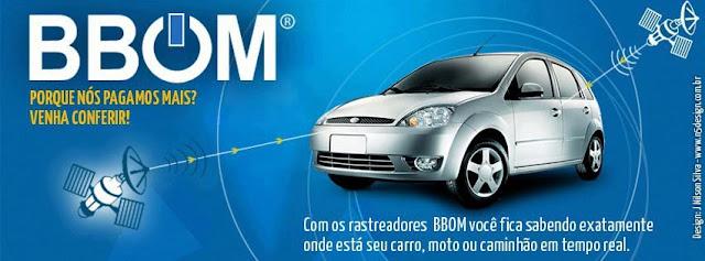 BBOM Brasil Rastreadores - Tecnologia de rastreamento via Satélite