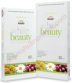 Harga Nutrafor White Beauty Terbaru Bulan Ini
