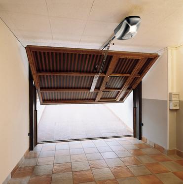 Fotos y dise os de puertas motores puertas garaje - Diseno de garajes ...