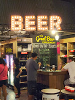 Beer at Pasar Bella - Old Turf Club, Bukit Timah