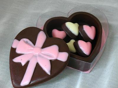 Cara Mudah Membuat Coklat Valentine