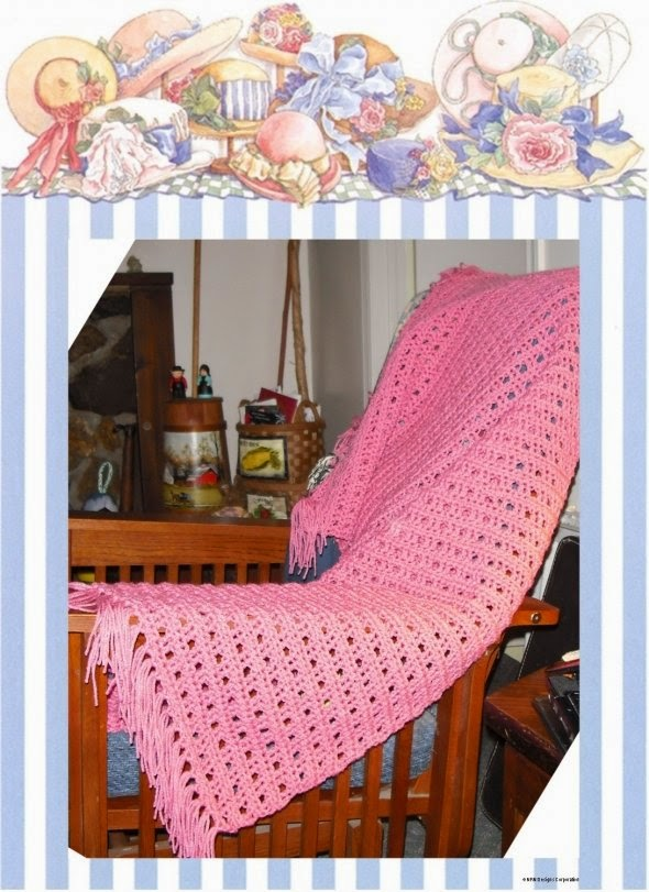 Working Grandmothers The Hug Of A Prayer Shawl Free Crochet Pattern