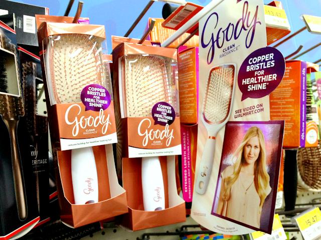 goody-clean-radiance-hair-brush-walmart