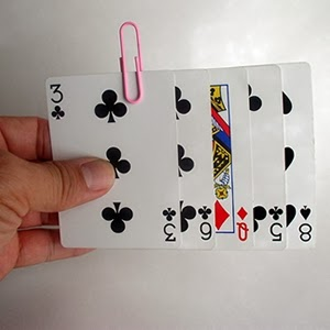 The Clipped Card