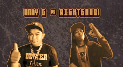 Andy G vs Righteous1