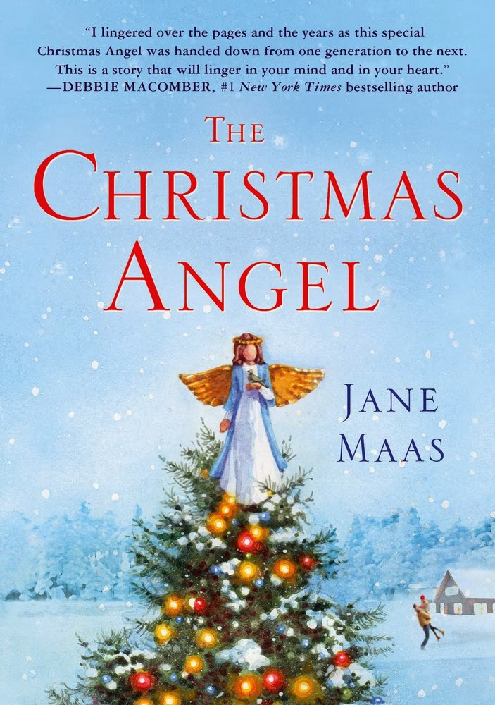 Giveaway - The Christmas Angel