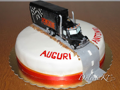 torta camion americano