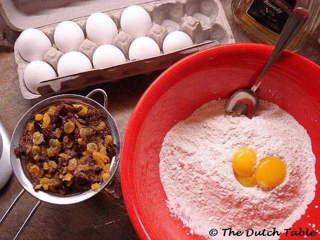 bonen en granen koekjes oriental