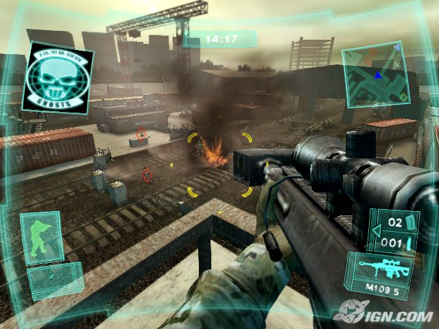 Tom Clancy's Ghost Recon: Advanced Warfighter Free Download image 3