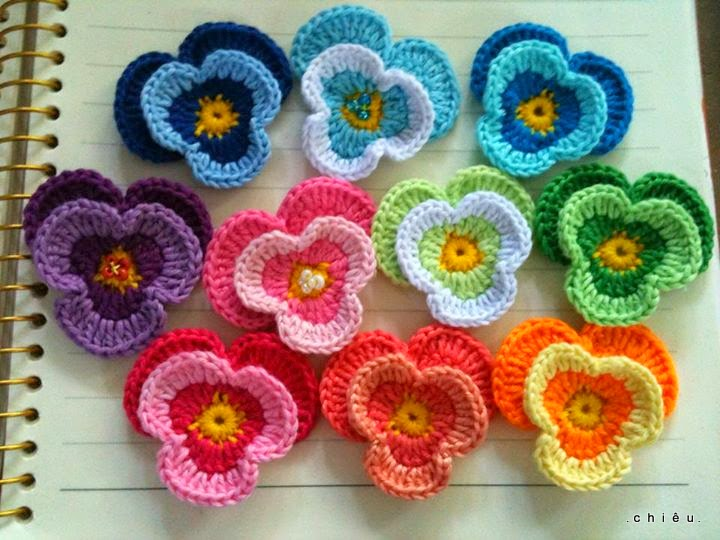 Crochet BordersTrims and Edgings  free patterns