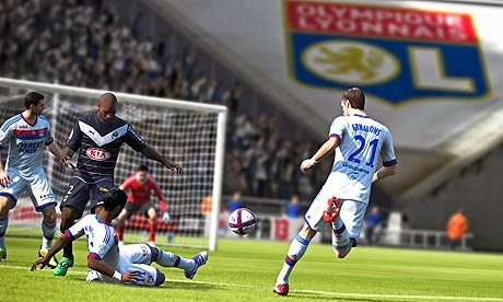 FIFA 13 Game