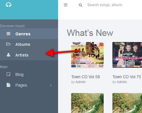 how to add category tabs in blogger