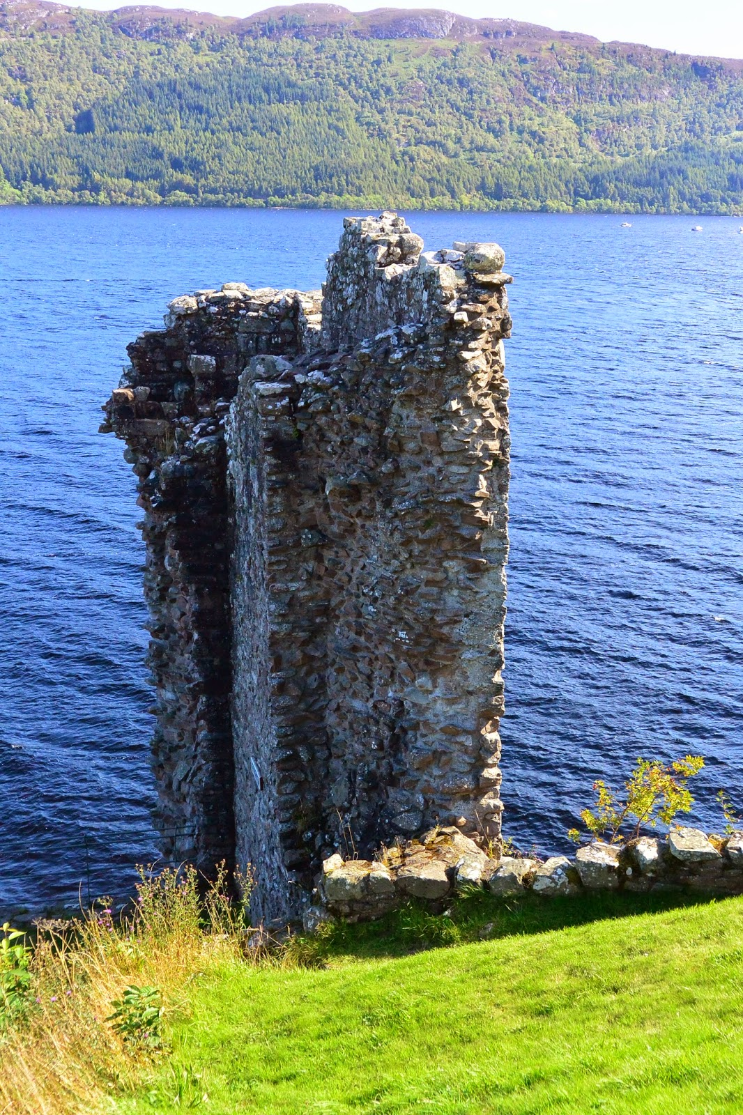 loch ness scotland the luxe life of a military wife