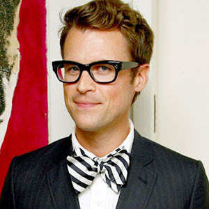 Brad Goreski bow tie