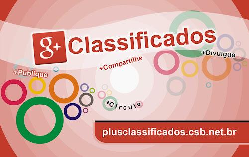 Conheça o Site Google+ Classificados