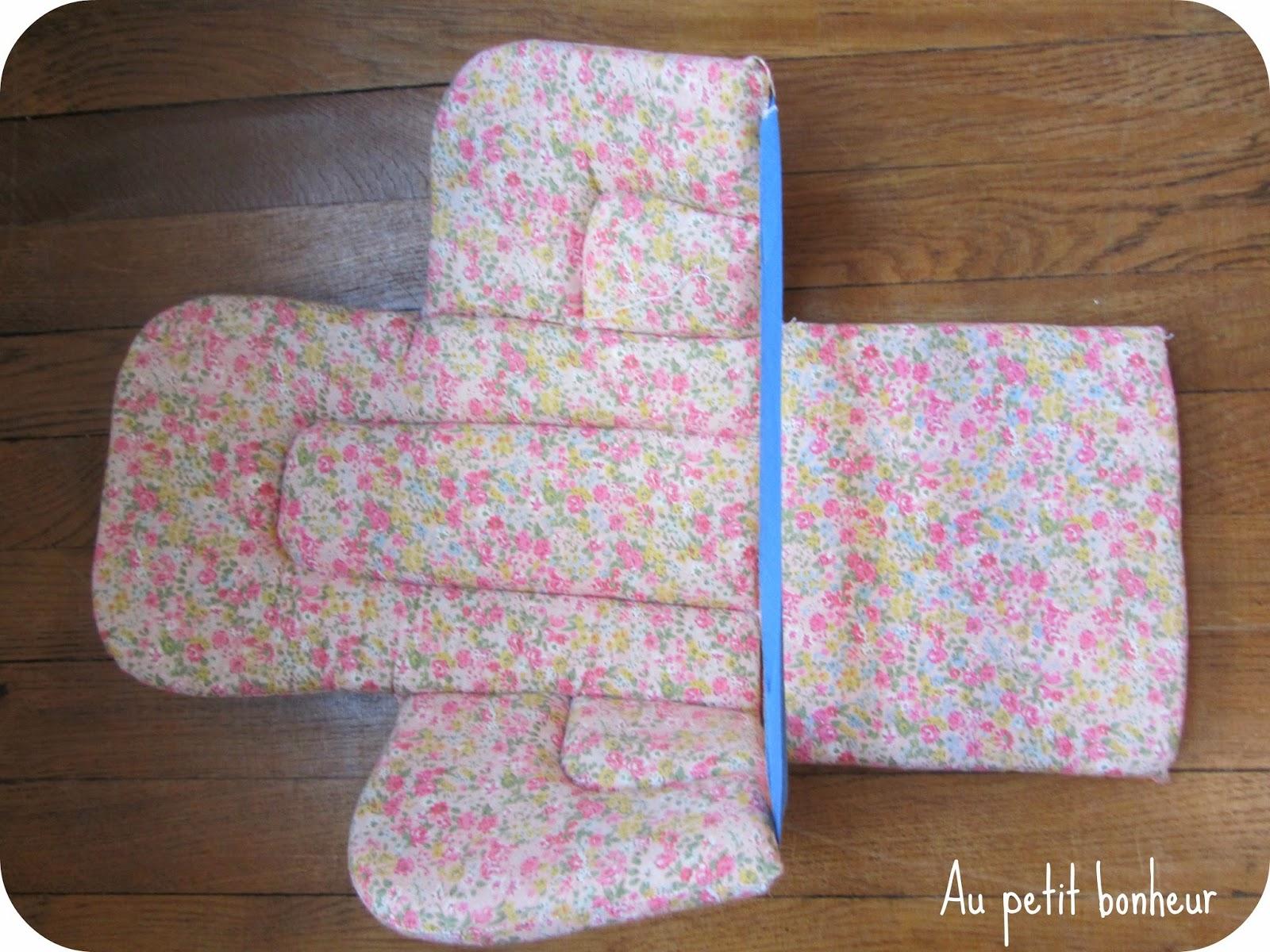 comment coudre des housses de coussins pour les chaises. Black Bedroom Furniture Sets. Home Design Ideas