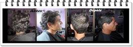 Faça uma consulta de visagismo com o Hair Stylist: Maykon Menezes