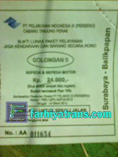 agen tiket kapal laut murah