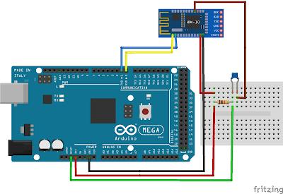 HM 10 hardware reset Apploader upload Arduino sketches