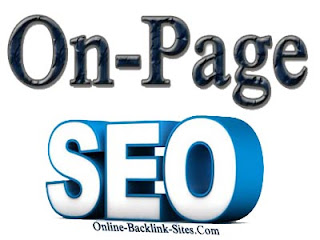 On Page SEO (Search Engine Optimization)
