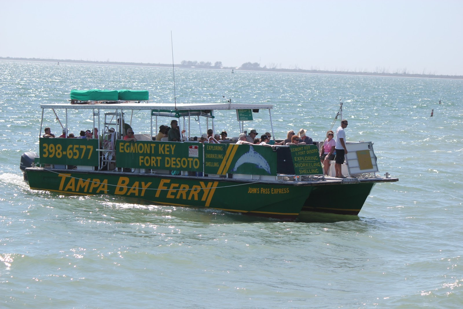 Pinellas county parks fort de soto park edgmont key fort desoto ferry nvjuhfo Image collections