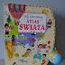 """""""Mój pierwszy atlas świata"""" Anna Wiśniewska"""