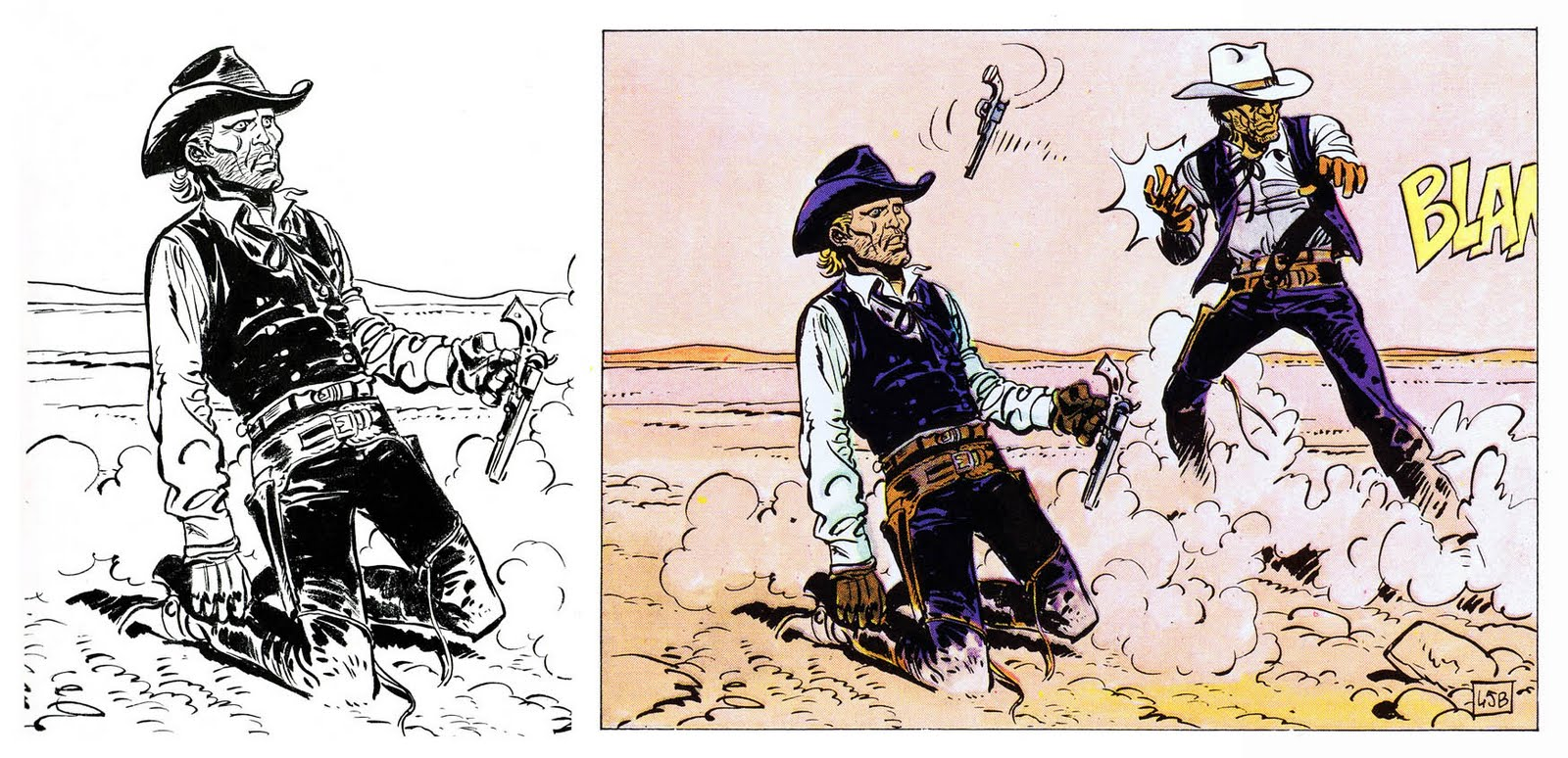Jean Giraud et Blueberry - Page 3 03-A03