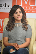 Samantha Glam pics at Pratyusha NGO Event-thumbnail-8